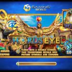 Judi Slot Free Bet Game Horus Eye Joker123