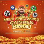 Judi Slot Caishen Bingo Deposit 10rb