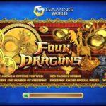 Game Slot Four Dragons Dari Joker123