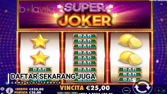 agen Slot Joker123 Game Pelayanan Memuaskan