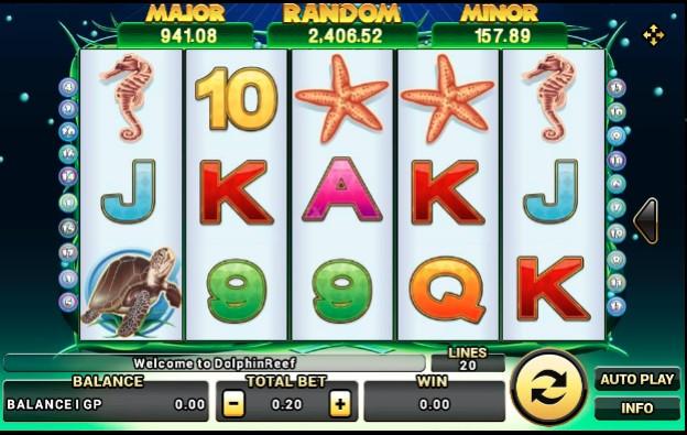 Cheat Judi Slot Online Game Dolphin Reef Joker123