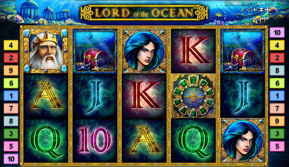 Judi Slot Game Lord Of The Ocean