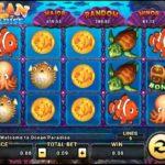 Judi Slot Online Bank Bri Game Ocean Paradise