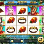 Judi Spin Slot Game Golden Monkey King