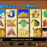 Slot Android Game Queen Of The Nile