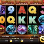 Agen Slot Online Game Safari Heat