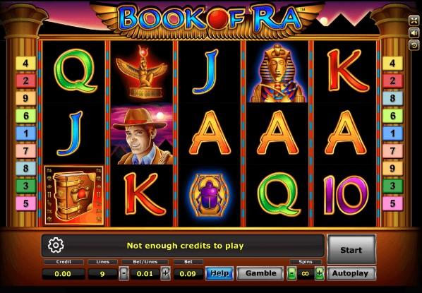 Judi Slot Online Game Book Of Ra