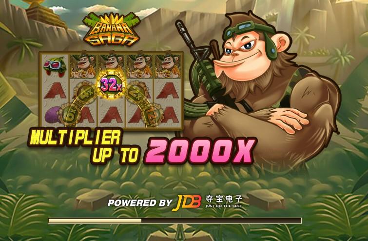 Judi Slot Via Pulsa Gane Banana Saga Di Play1628