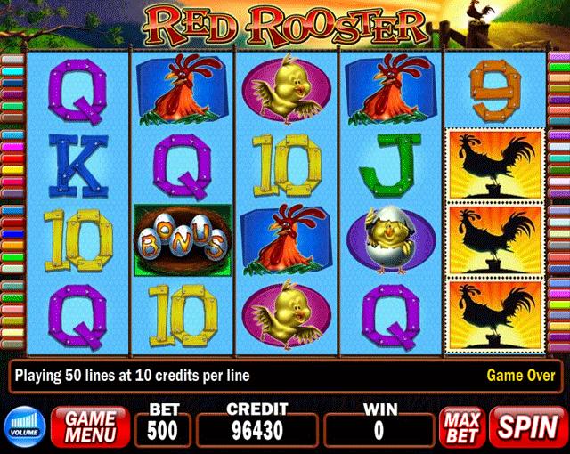 Game Vivoslot Golden Rooster Bonus 100rb
