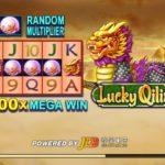 Judi Slot Pragmatic Games Lucky Qilin Dragon