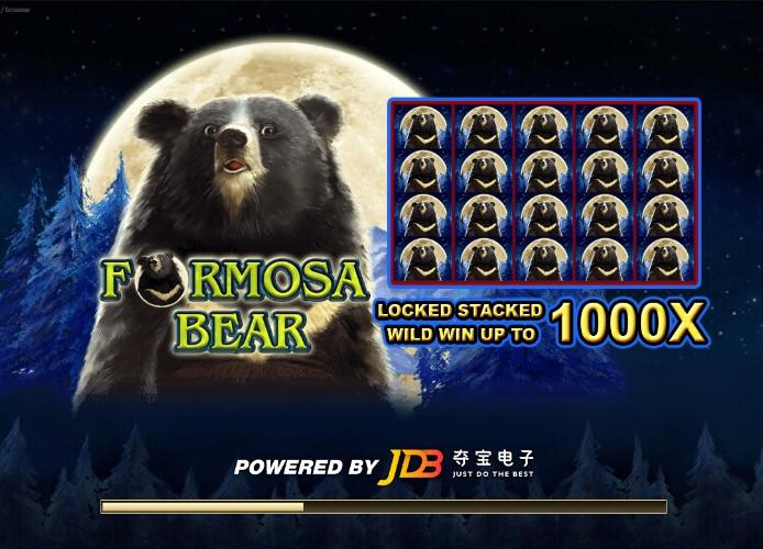 Judi Slot Terbaik Indonesia Game Formosa Bear Play1628