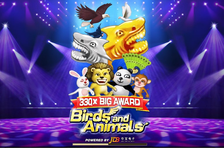Mendapatkan Free Spin Game Birds and Animals