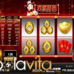 Judi Slot Game Lucky Cai Shen Khusus Imlek Biar Hoki