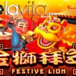 Mencari Jackpot Pada Game Slot Festive Lion Dari SpadeGaming