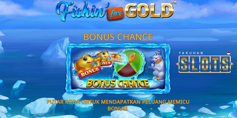 Bonus Chance Fishin For Gold