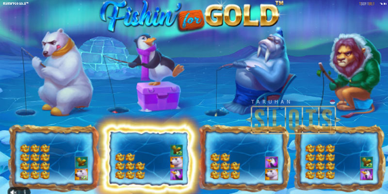 FREE SPIN Fishn For Gold
