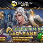 Agen Slot Joker388 Lady Hawk Menerima Deposit Pulsa Murah